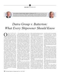 Maritime Reporter Magazine, page 16,  Jul 2019