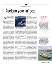 Maritime Reporter Magazine, page 21,  Jul 2019