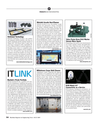 Maritime Reporter Magazine, page 54,  Jul 2019