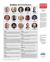 Maritime Reporter Magazine, page 4,  Jul 2019