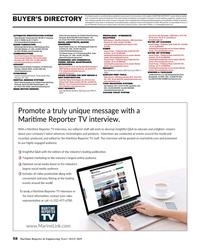 Maritime Reporter Magazine, page 58,  Jul 2019