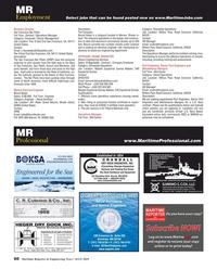 Maritime Reporter Magazine, page 60,  Jul 2019