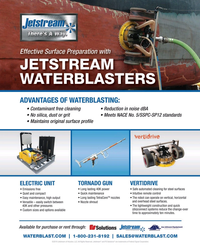 Maritime Reporter Magazine, page 13,  Aug 2019