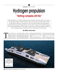 Maritime Reporter Magazine, page 20,  Aug 2019