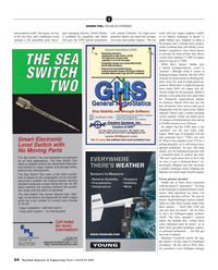 Maritime Reporter Magazine, page 24,  Aug 2019