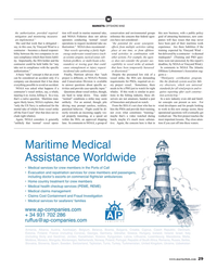 Maritime Reporter Magazine, page 29,  Aug 2019