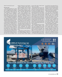 Maritime Reporter Magazine, page 33,  Aug 2019