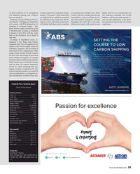 Maritime Reporter Magazine, page 35,  Aug 2019