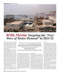 Maritime Reporter Magazine, page 42,  Aug 2019