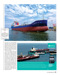 Maritime Reporter Magazine, page 43,  Aug 2019