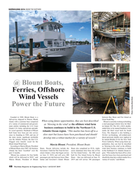 Maritime Reporter Magazine, page 48,  Aug 2019