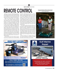Maritime Reporter Magazine, page 51,  Aug 2019
