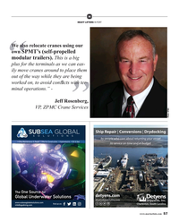Maritime Reporter Magazine, page 57,  Aug 2019