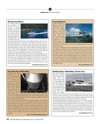 Maritime Reporter Magazine, page 70,  Aug 2019