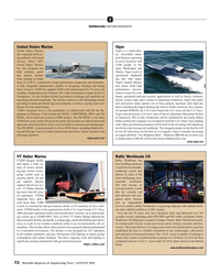 Maritime Reporter Magazine, page 72,  Aug 2019