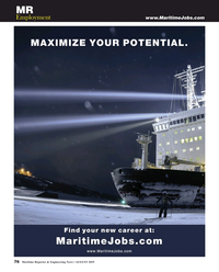 Maritime Reporter Magazine, page 76,  Aug 2019