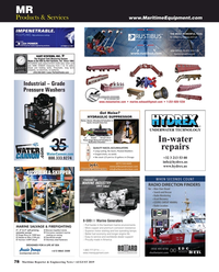 Maritime Reporter Magazine, page 78,  Aug 2019