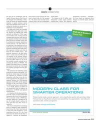 Maritime Reporter Magazine, page 11,  Sep 2019