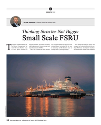 Maritime Reporter Magazine, page 12,  Sep 2019