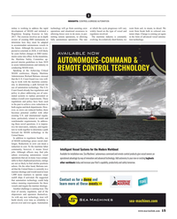 Maritime Reporter Magazine, page 15,  Sep 2019