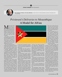 Maritime Reporter Magazine, page 21,  Sep 2019