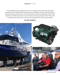 Maritime Reporter Magazine, page 27,  Sep 2019