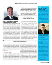 Maritime Reporter Magazine, page 43,  Sep 2019