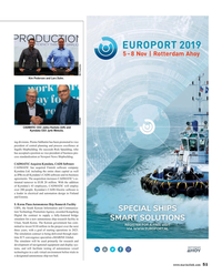 Maritime Reporter Magazine, page 51,  Sep 2019