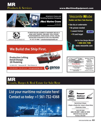 Maritime Reporter Magazine, page 63,  Sep 2019