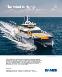 Maritime Reporter Magazine, page 9,  Oct 2019