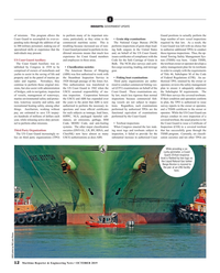 Maritime Reporter Magazine, page 12,  Oct 2019