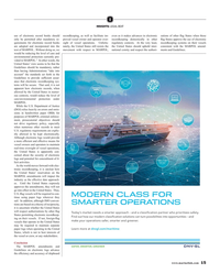 Maritime Reporter Magazine, page 15,  Oct 2019