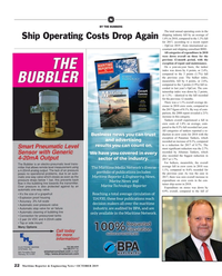 Maritime Reporter Magazine, page 22,  Oct 2019