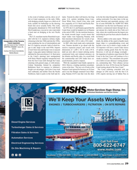 Maritime Reporter Magazine, page 29,  Oct 2019