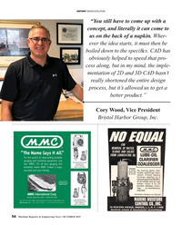 Maritime Reporter Magazine, page 56,  Oct 2019