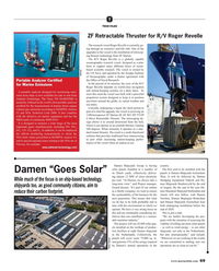 Maritime Reporter Magazine, page 69,  Oct 2019