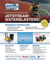 Maritime Reporter Magazine, page 4th Cover,  Oct 2019