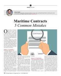 Maritime Reporter Magazine, page 14,  Nov 2019