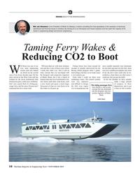 Maritime Reporter Magazine, page 16,  Nov 2019