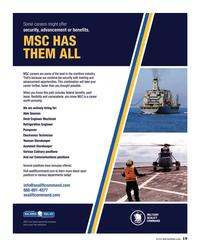 Maritime Reporter Magazine, page 19,  Nov 2019