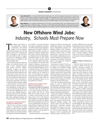 Maritime Reporter Magazine, page 20,  Nov 2019