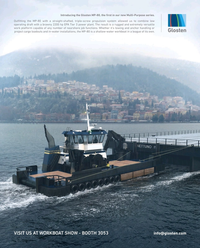 Maritime Reporter Magazine, page 1,  Nov 2019