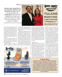 Maritime Reporter Magazine, page 68,  Nov 2019