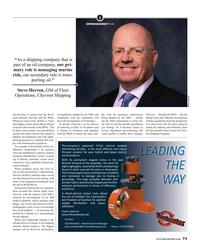 Maritime Reporter Magazine, page 71,  Nov 2019