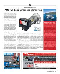 Maritime Reporter Magazine, page 75,  Nov 2019