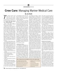 Maritime Reporter Magazine, page 76,  Nov 2019