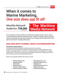 Maritime Reporter Magazine, page 88,  Nov 2019