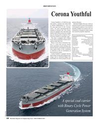 Maritime Reporter Magazine, page 18,  Dec 2019