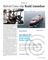 Maritime Reporter Magazine, page 21,  Dec 2019