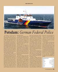 Maritime Reporter Magazine, page 25,  Dec 2019